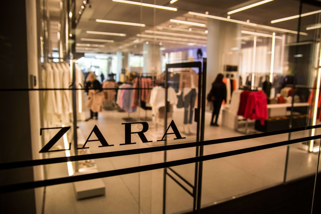 Zara Comes Under Fire For Cultural Appropriation