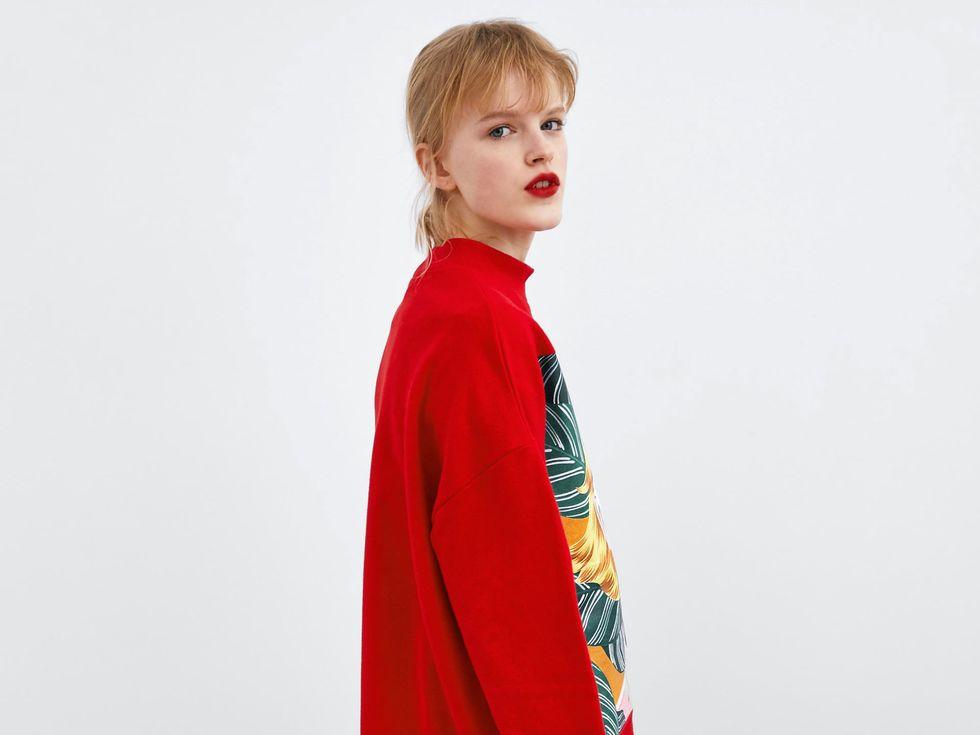 Moda y arte unidos en la última colección de Zara b09df03fd7b39