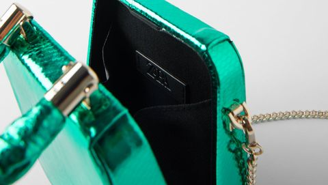 Green, Blue, Turquoise, Teal, Aqua, Fashion accessory, Turquoise, Bag, Material property, Electric blue,