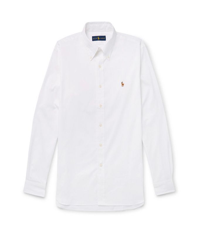 Ralph Lauren camisa oxford, oxford camisa hombre