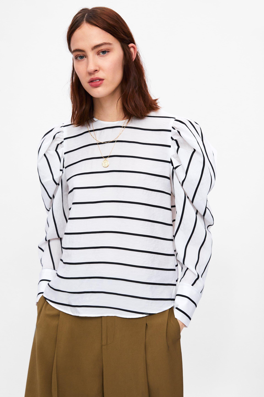 Zara vende por 26 € la camisa de rayas con la que soñábamos