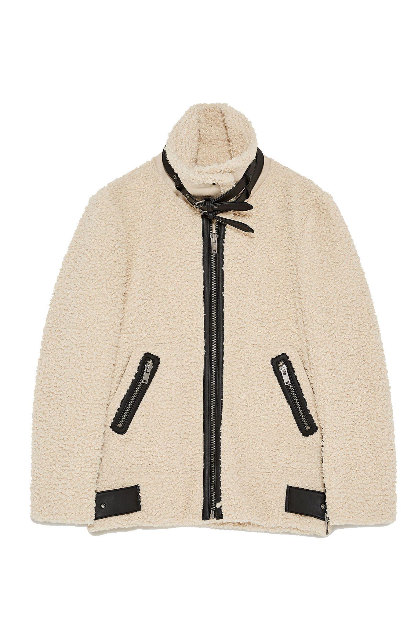 e01ad2edb Teddy Bear Faux Shearling Coats - Faux Fur Coats