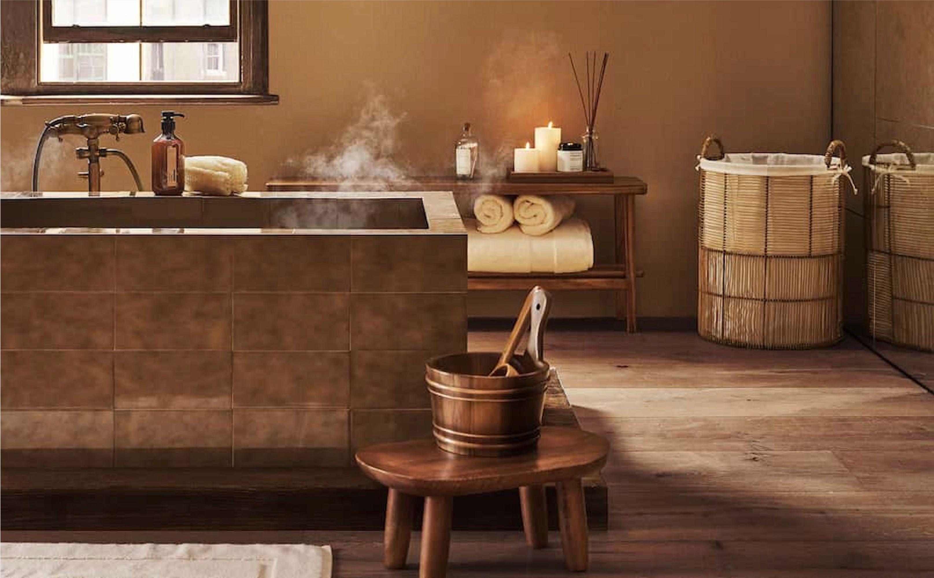 Zara Home quiere que conviertas tu baño en un spa