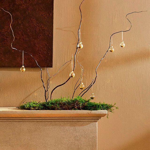 ideas decoración de navidad de zara home