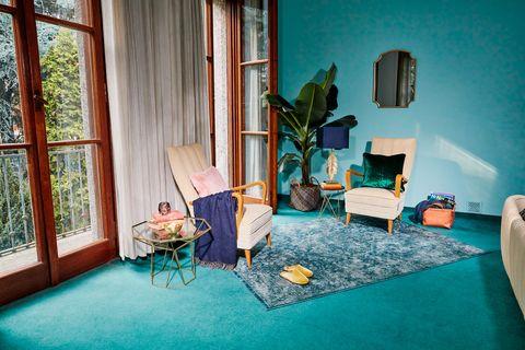 Zara Home colección Villa Borsani