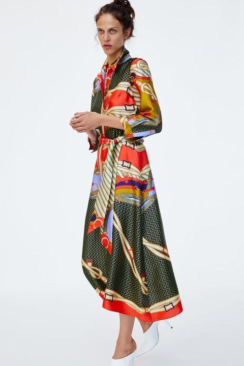 Bedwelming Deze jurk van Zara draagt iedereen op Instagram &QL74
