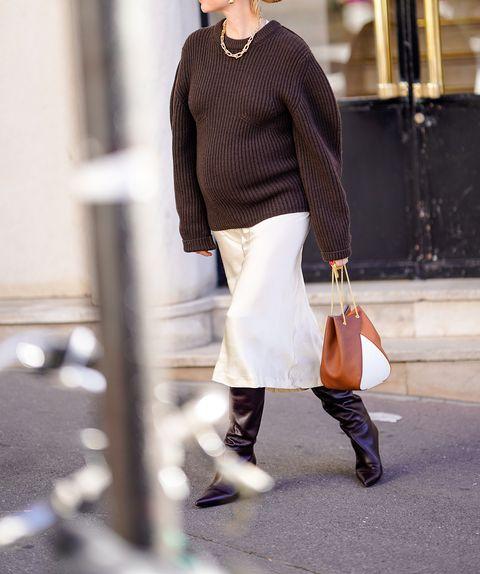 foto ufficiali ef176 24512 Zara premaman, lanciata la linea di abbigliamento maternity
