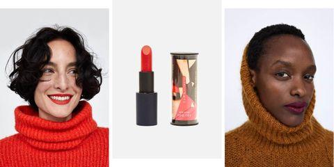 zara makeup line