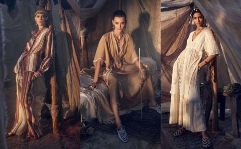 Las modelos de Zara