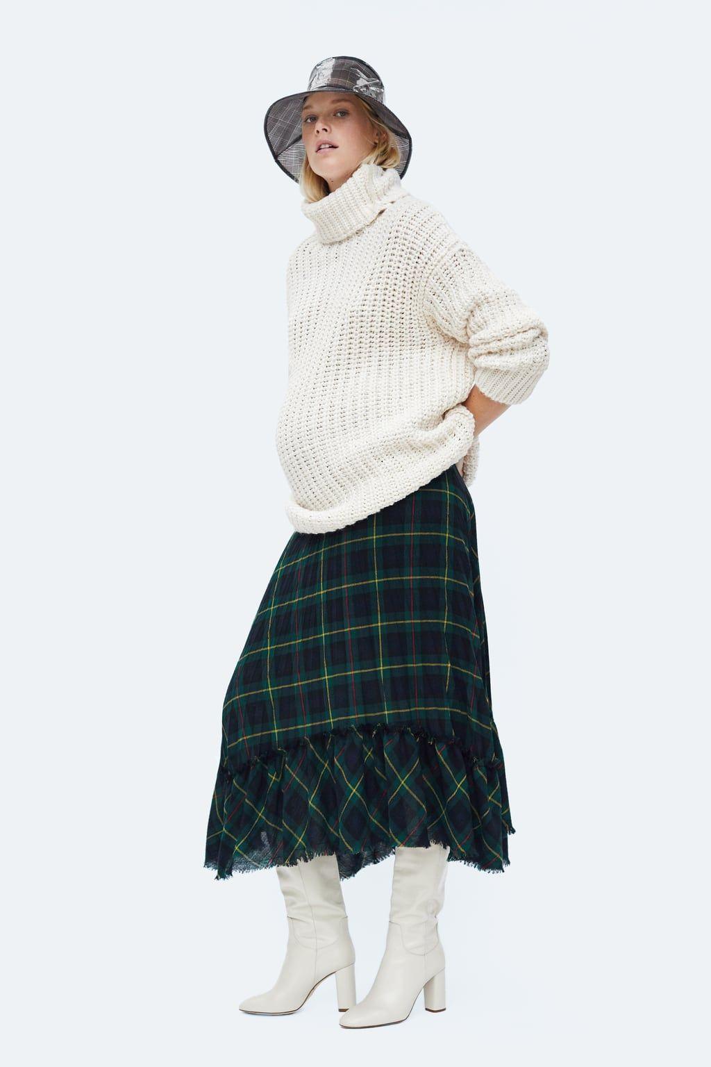 Zara premaman, lanciata la linea di abbigliamento maternity