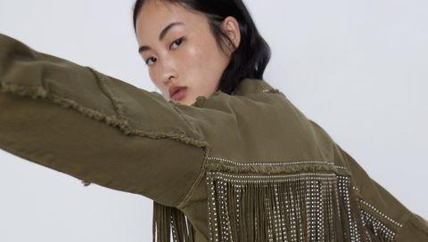 Boutique en ligne a7413 1765f Zara vuelve a sacar la chaqueta que agotó el otoño pasado