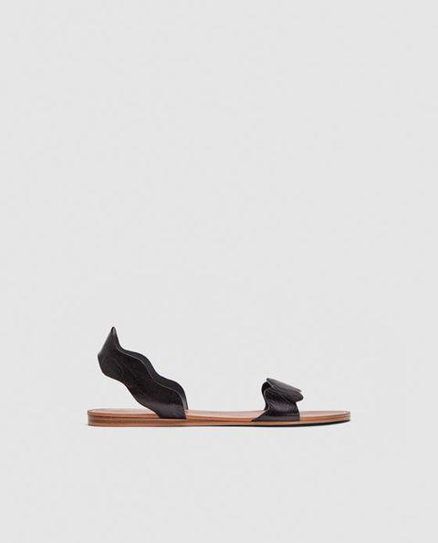 Footwear, Shoe, Shelf, Sandal, Slipper, Balance, Ballet flat,