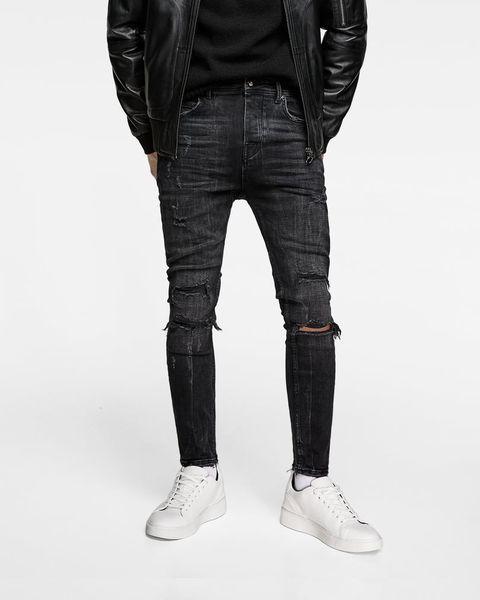 la mejor actitud 58681 5131e Pantalones negros de hombre: un básico, tres tipos - Los ...