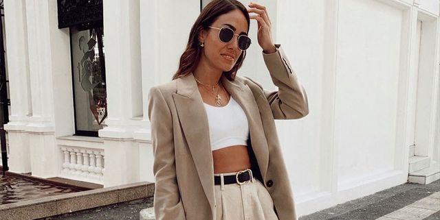 El Pantalon De Zara Que Triunfa En Instagram Zara Slouchy