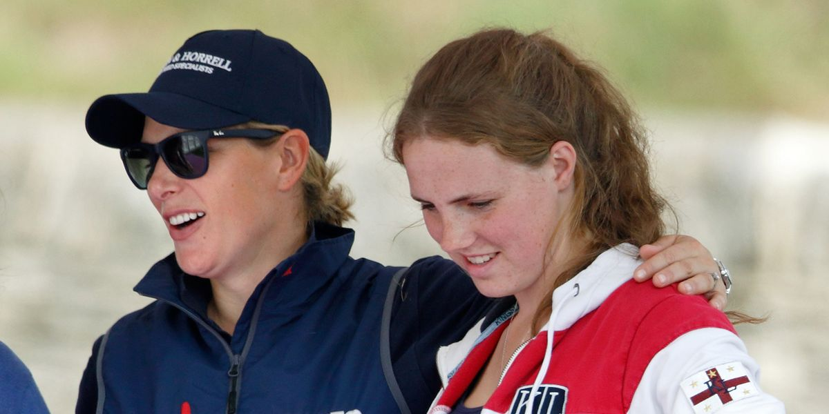 Zara Tindall and Peter Phillips' little sister Stephanie just announced her engagement