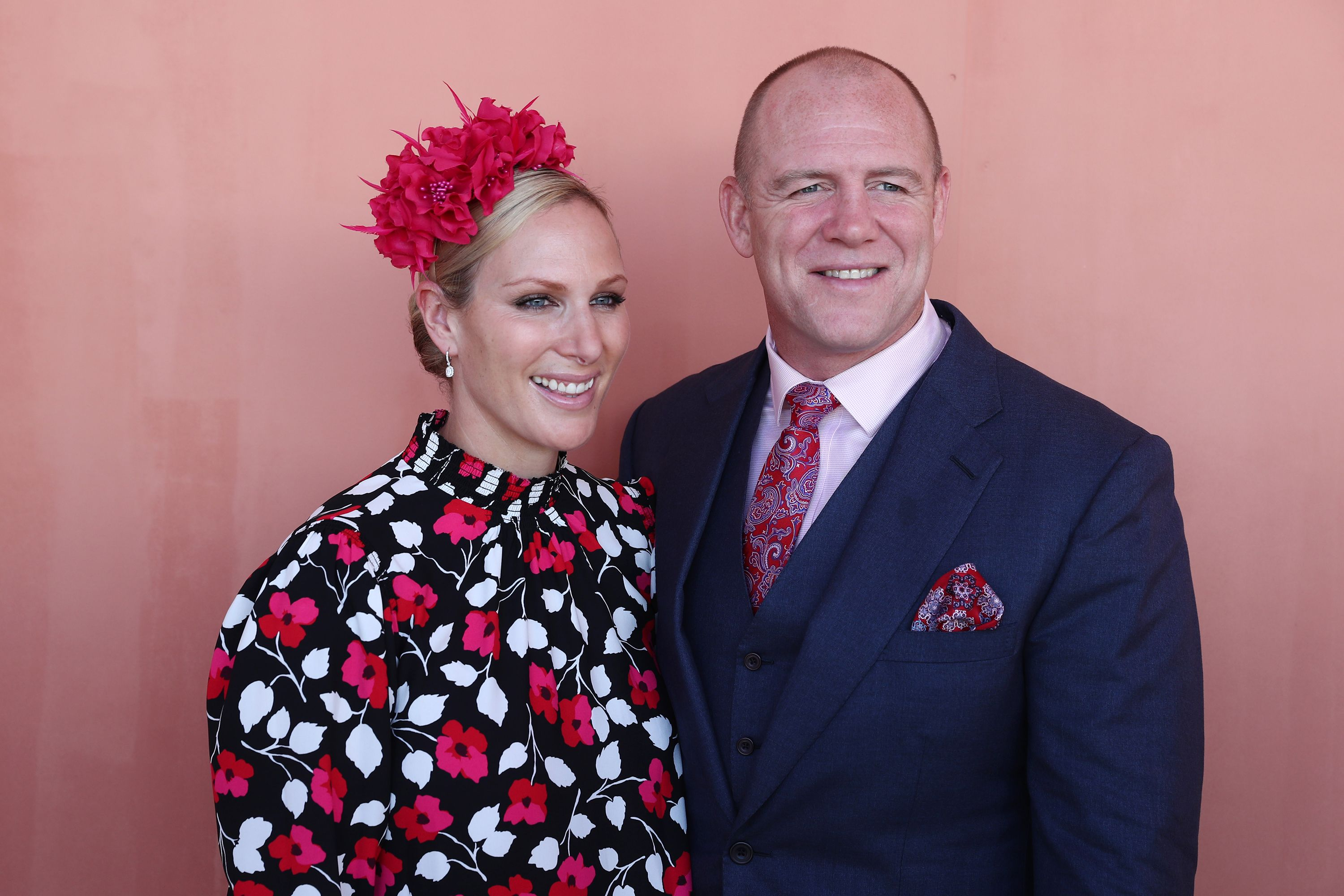 Zara Phillips and Mike Tindall found out about baby Archie's birth on a royal WhatsApp group