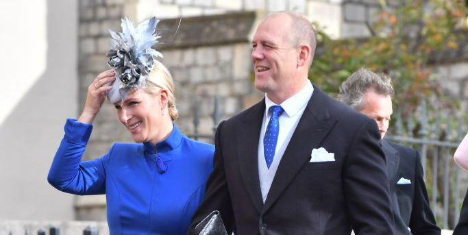 Who Is The Queen S Oldest Granddaughter Zara Tindall