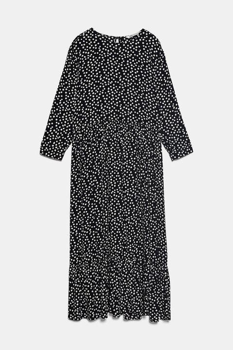Zara polka dot dress summer 2019 viral