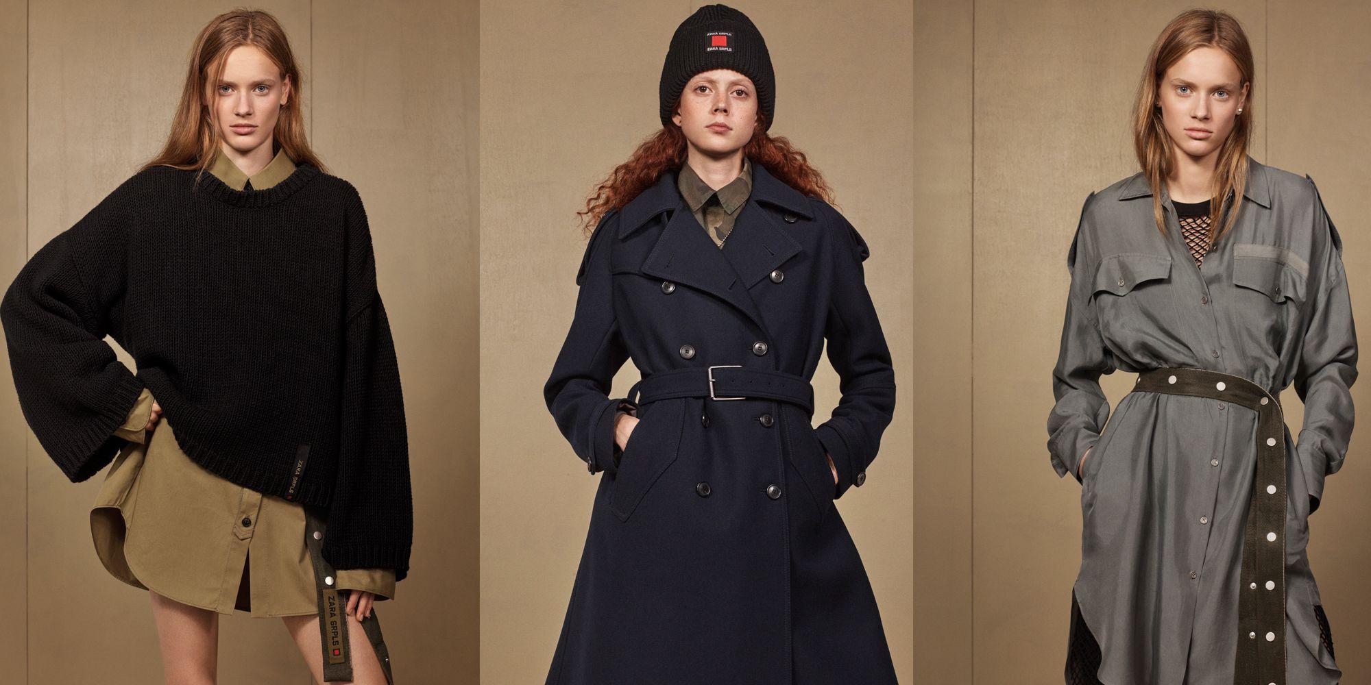 e712efd94e59 Zara lanza SRPLS su primera colección exclusiva y limitada de inspiración  militar - Zara lanza su colección más exclusiva y limitada