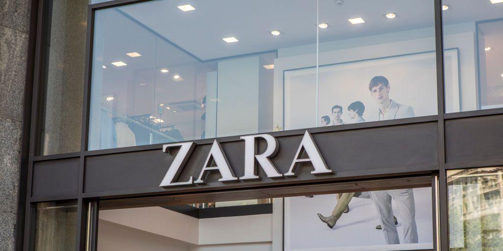 Modeketen Zara Lanceert Denim Customisation Pop Up In Amsterdam