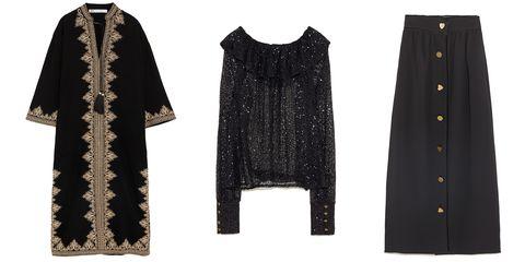 59478afcd Zara lanza su colección Studio y tiene todos los looks para Navidad ...
