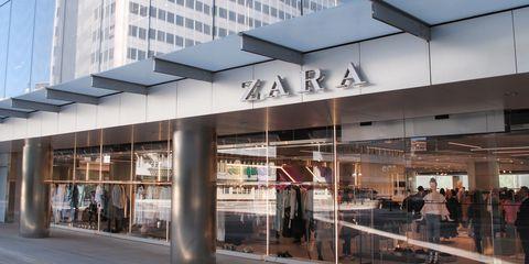 Zara tienda