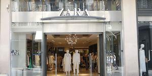Zara tienda web