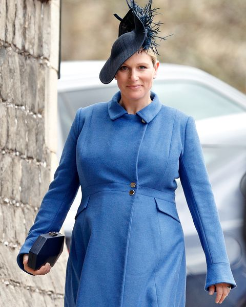 Zara Tindall Gives Birth To Her Second Child