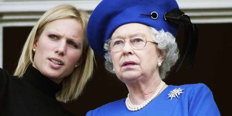 Who Is The Queens Oldest Granddaughter Zara Tindall
