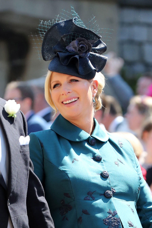 718debc2d62 Royal Wedding Fascinators — Hats and Hatinators at Meghan and Harrys  Ceremony