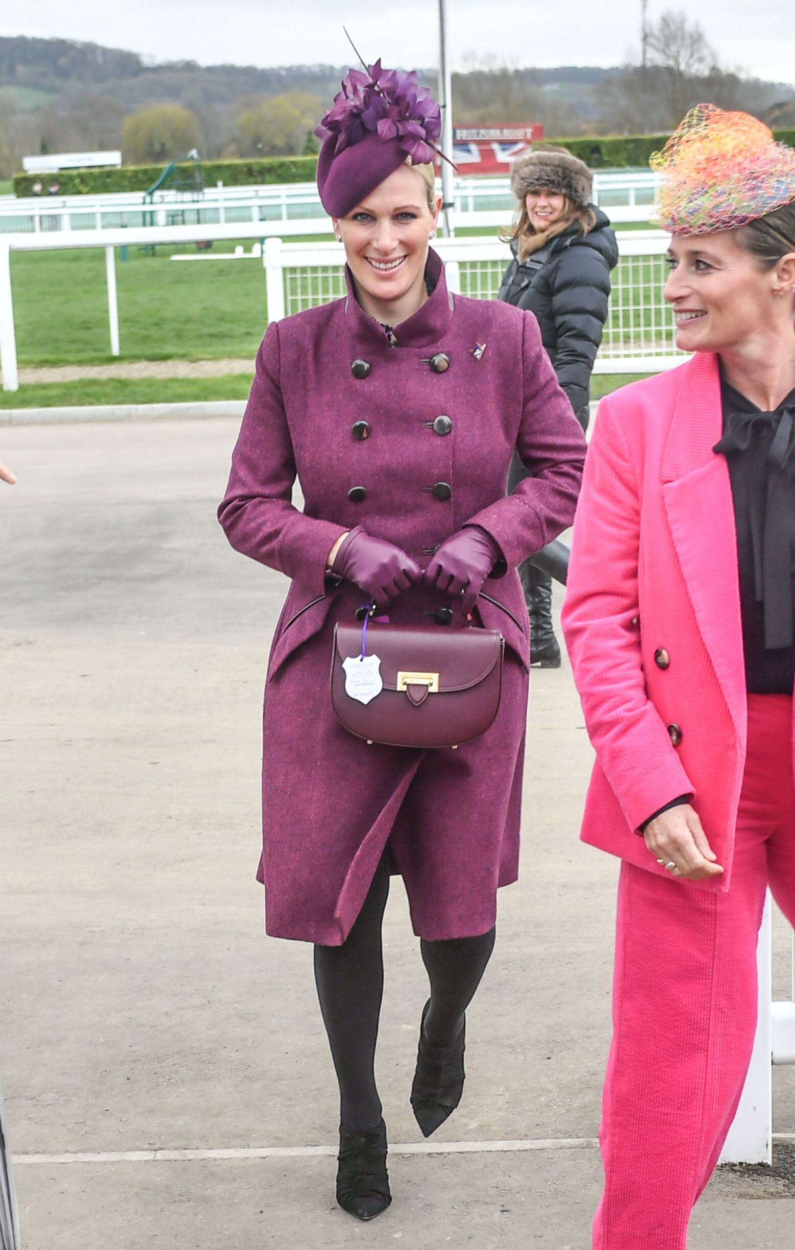 0c4e58c37f6e Zara Tindall's Best Style Moments - Queen Elizabeth's Granddaughter Zara  Phillips Pictures