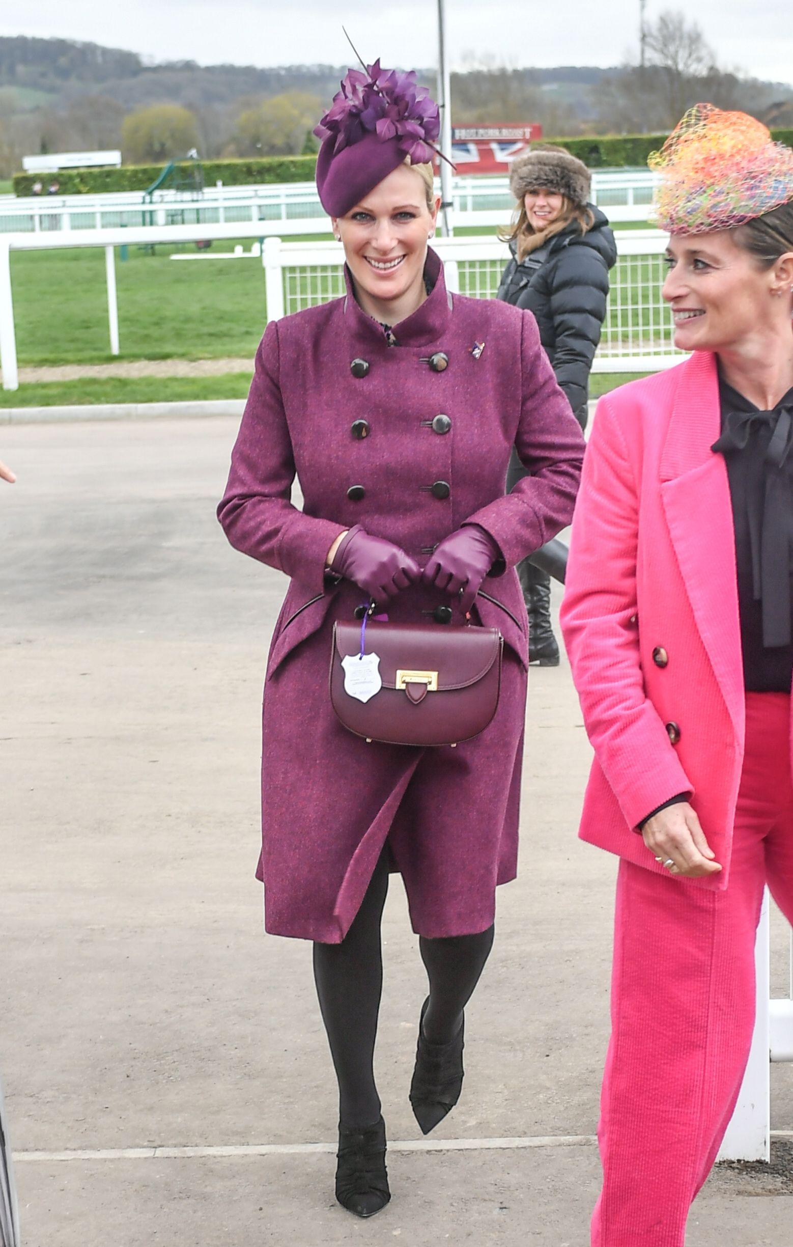 5b869fe7 Zara Tindall's Best Style Moments - Queen Elizabeth's Granddaughter Zara  Phillips Pictures