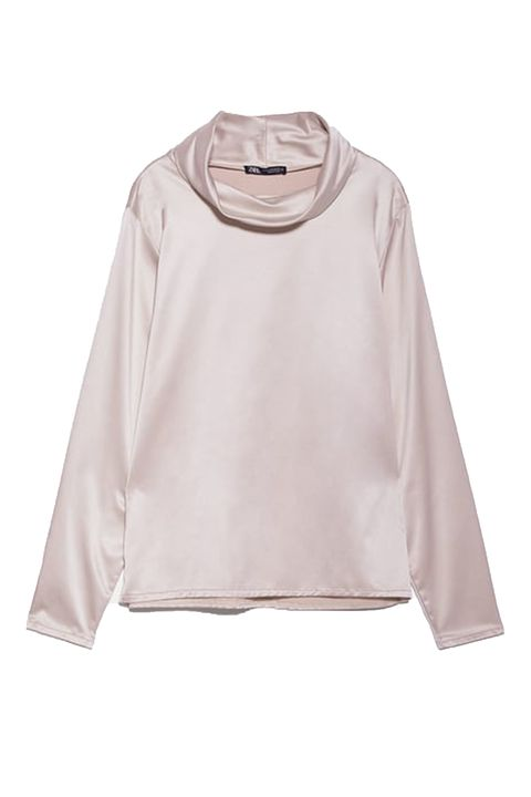 Clothing, White, Sleeve, Pink, Blouse, Outerwear, T-shirt, Neck, Top, Shirt,