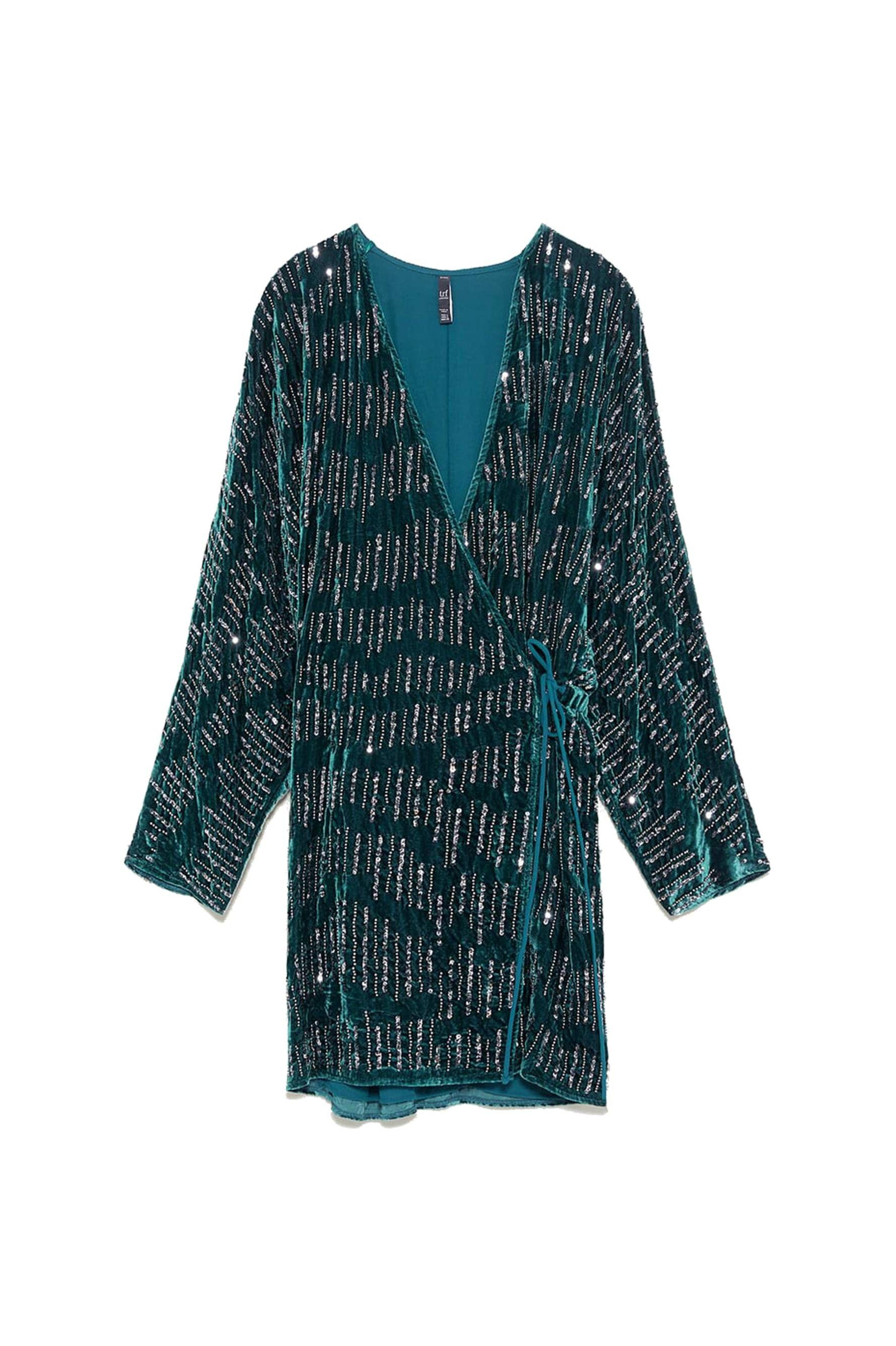 069258e42e Los vestidos de terciopelo que arrasarán este invierno - Vestidos de  terciopelo fiesta