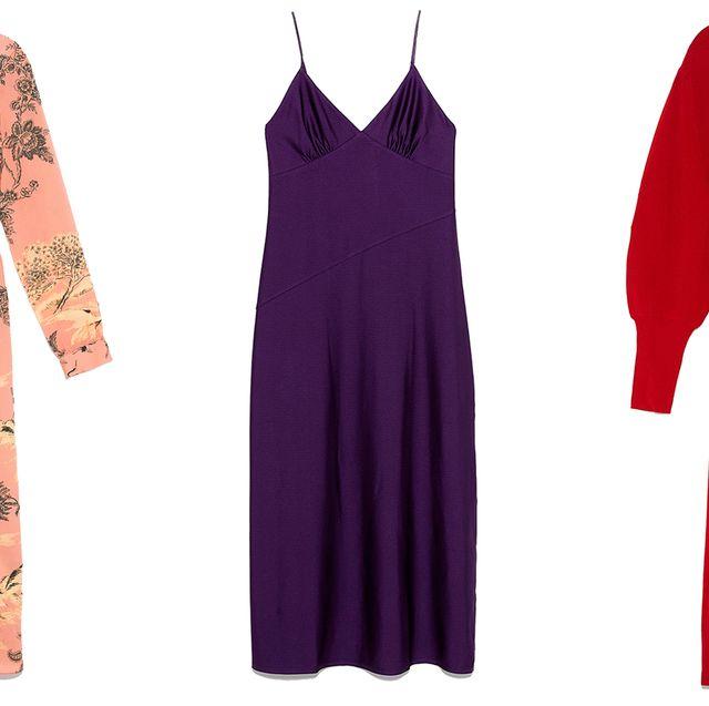 c8fd2a9f1b85b Los vestidos de Zara que veremos en todas las bodas - Vestidos de ...
