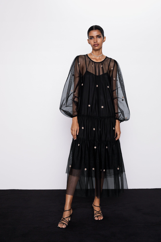 Vestiti inverno 2019, quelli Zara per Halloween = 100% moda