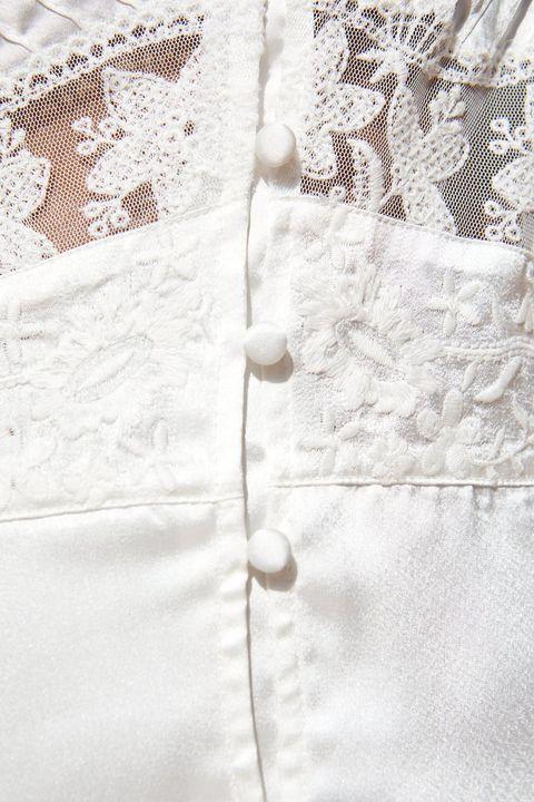 Abiti Da Sposa Zara.Zara Il Vestito Da Sposa Stile Vintage Per Il 2019 Esiste
