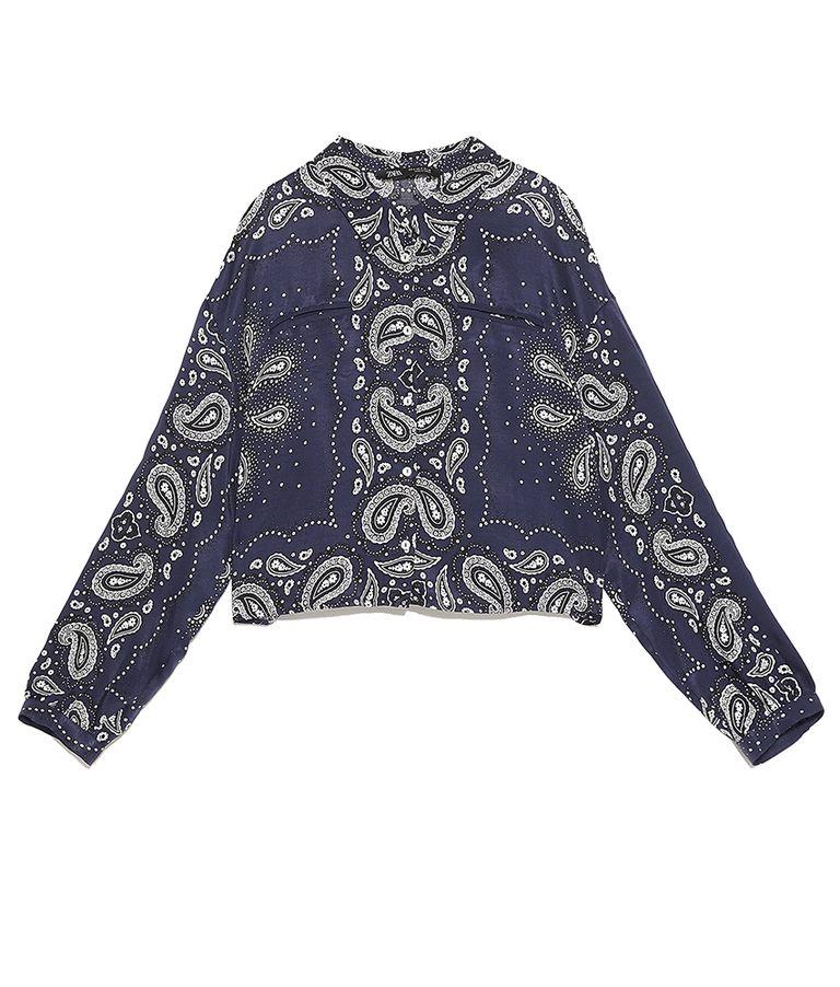 Este conjunto de Zara de falda midi y camisa ya nos gustaba 752cffb5bf52