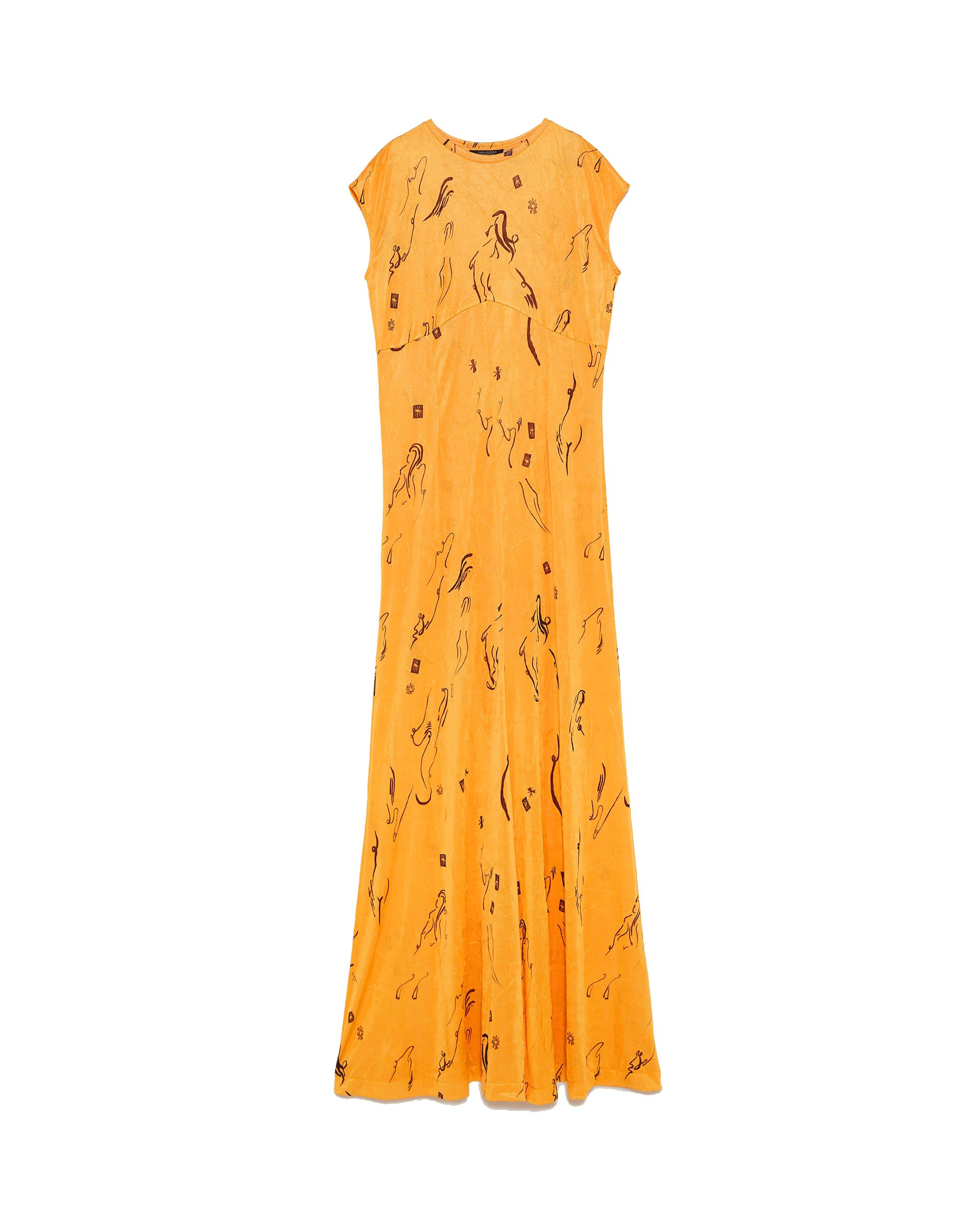 Vestidos invitada de Zara