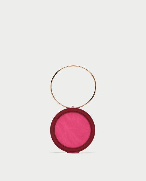 Pink, Violet, Magenta, Red, Beauty, Circle, Material property, Cosmetics, Eye shadow, Lipstick,