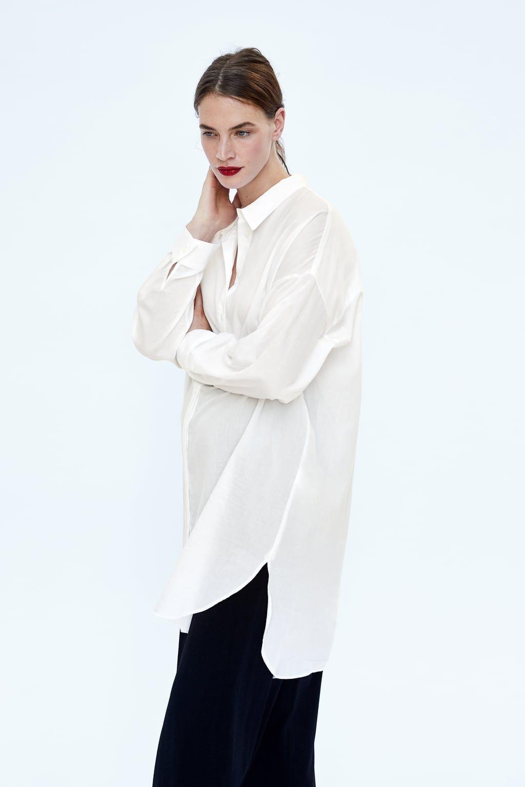 estilo moderno online para la venta excepcional gama de colores Zara estrena sección premamá y no es como esperas - Ropa ...