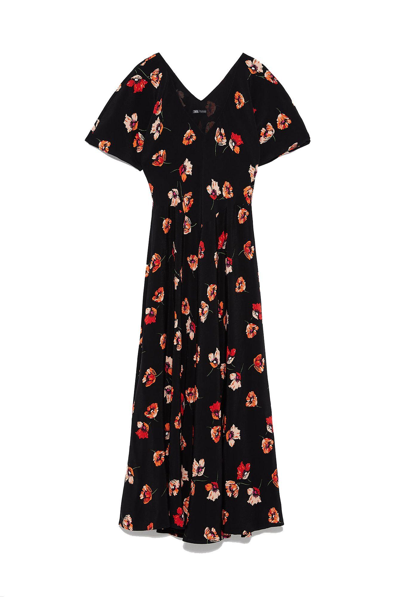 5b6809db0 Los vestidos de Zara que veremos en todas las bodas - Vestidos de invitada  de boda de Zara