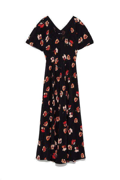 8803ace36 Los vestidos de Zara que veremos en todas las bodas - Vestidos de ...