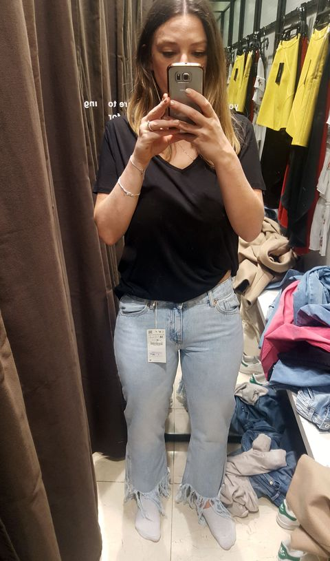 e4b5b1a1 Proof that Zara clothing sizes is BS