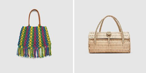 823cd1fe1a78 Zara's Newest Bags Are Everything You Want in a Summer Purchase