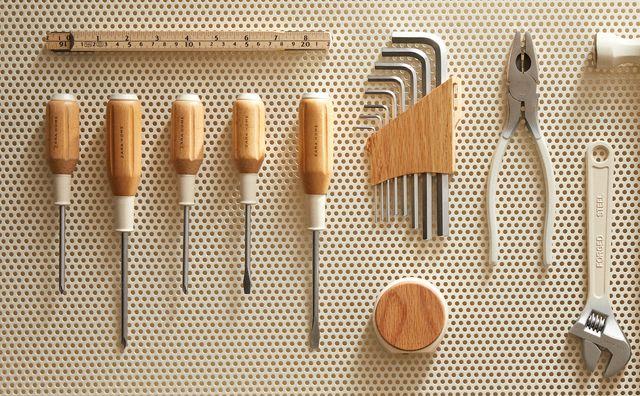 colección de herramientas de zara home