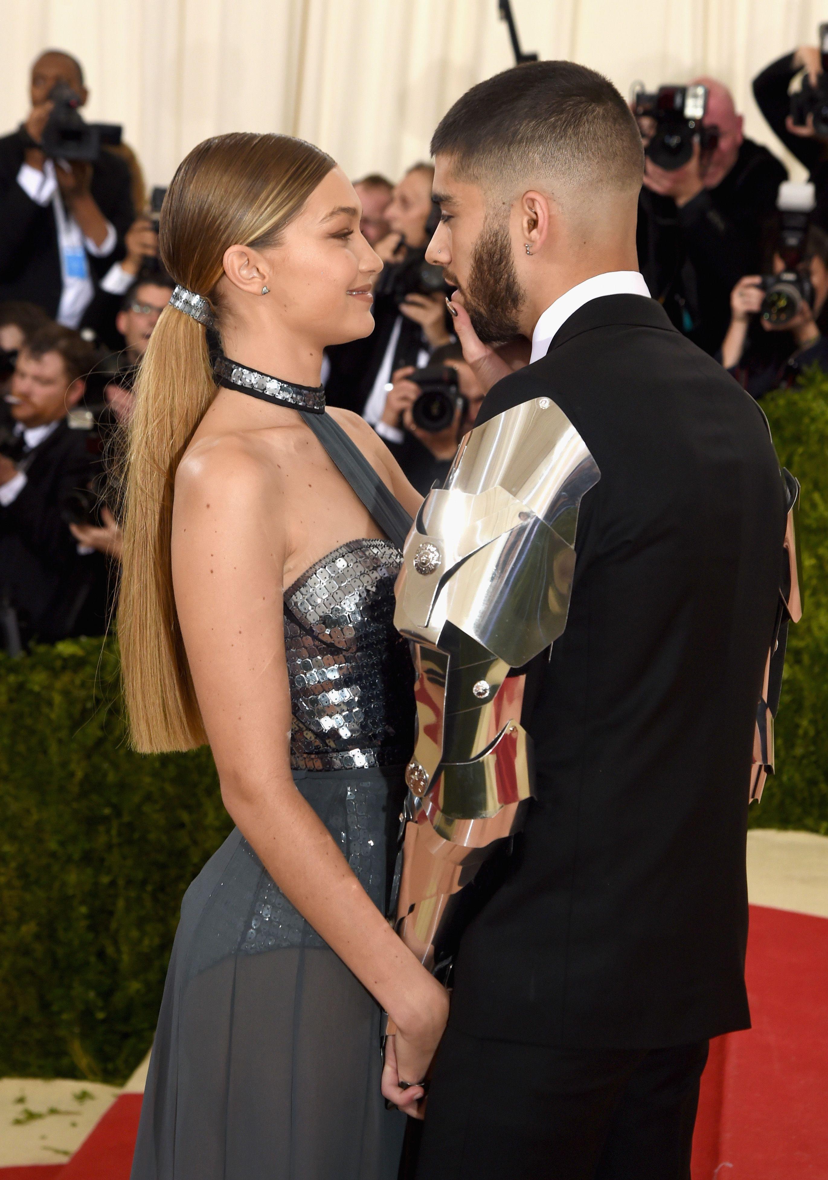 Zayn Malik dan Gigi Hadid kembali putus, gimana pendapat kalian? (dok. Cosmopolitan)