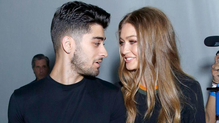 Are gigi hadid and zayn malik dating