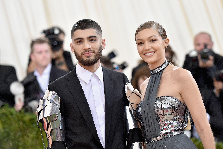 Gigi Hadid en Zayn Malik verwachten hun eerste kindje