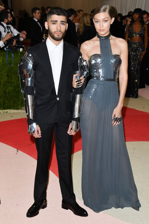 """manus x machina fashion in an age of technology"" costume institute gala   arrivals"